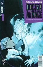 Death Defying Doctor Mirage # 1