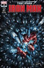 Tony Stark - Iron Man # 10