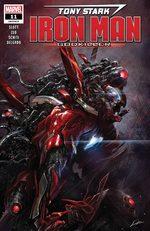 Tony Stark - Iron Man # 11