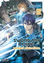 Sword Art Online - Project Alicization T.2 Manga