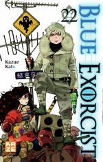 Blue Exorcist # 22