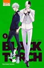 Black Torch T.5 Manga