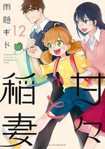 Amaama to Inazuma 12 Manga