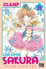 Card captor Sakura - Clear Card Arc 5