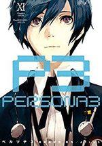 Persona 3 11 Manga
