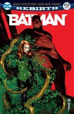 Batman Rebirth # 22