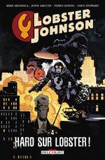 Lobster Johnson # 4