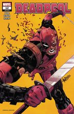 Deadpool # 12