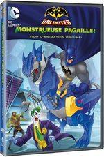 Batman Unlimited : Monstrueuse pagaille 1 Film