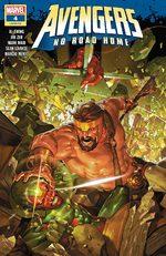 Avengers - No Road Home # 4