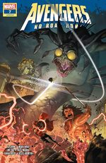 Avengers - No Road Home # 7