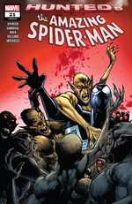 The Amazing Spider-Man # 21