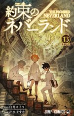 The promised Neverland 13 Manga