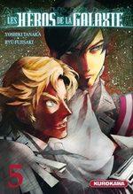 Les Héros de la Galaxie # 5