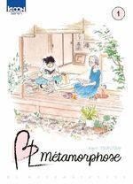 couverture, jaquette BL Métamorphose 1
