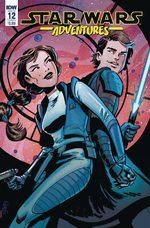 Star Wars - Aventures 12 Comics