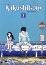 Kakushigoto 2 Manga