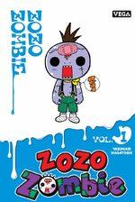 Zozo Zombie 1 Manga