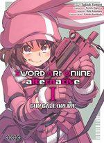 Sword Art Online Alternative - Gun Gale Online T.1 Manga