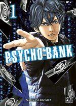 Psycho bank 1 Manga