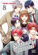 Shinobi Quartet # 8