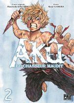 Akû le Chasseur Maudit 2 Manga