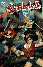 DC Comics Bombshells # 2