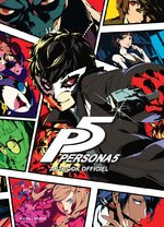 Persona 5 - Artbook officiel 1 Artbook