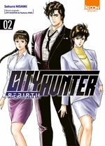 City Hunter Rebirth 2