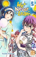 We never learn 5