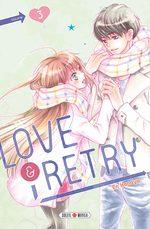 Love & Retry 3 Manga