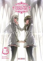 Lady vampire T.2 Manga