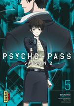 Psycho-Pass 2 # 5