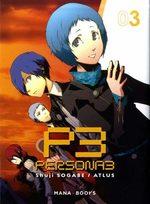 Persona 3 3 Manga
