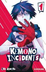 Kemono incidents 1 Manga