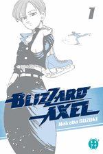 Blizzard axel 1 Manga