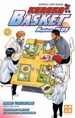 Kuroko's Basket Replace PLUS 10 Manga