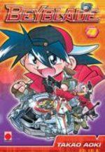 Beyblade 4 Manga