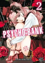 Psycho bank 2 Manga