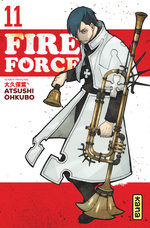 Fire force # 11