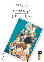March comes in like a lion # 13