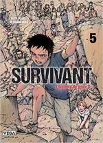 couverture, jaquette Survivant - L'histoire du jeune S 5