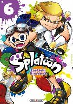 Splatoon 6 Manga