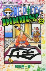 One Piece Doors 2 Fanbook