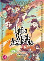 Little Witch Academia (SATO Keisuke) 3 Manga