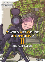 Sword Art Online Alternative - Gun Gale Online 2 Manga
