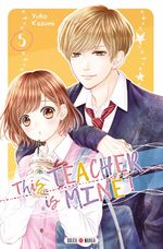 This Teacher is mine ! 5 Manga