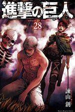 L'Attaque des Titans # 28