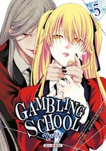 Gambling School Twin 5 Manga