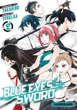 Blue Eyes Sword 2 Manga